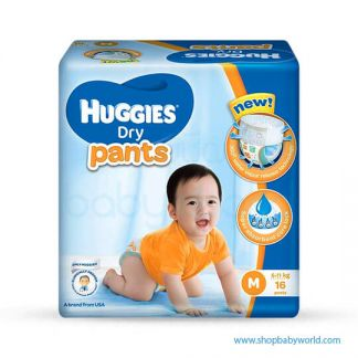 Huggies DRY PANTS SUPER JUMBO M-60(3 )