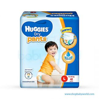 Huggies DRY PANTS SUPER JUMBO L-48(3 )