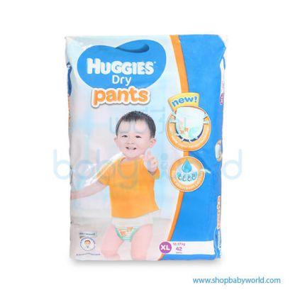 Huggies DRY PANTS SUPER JUMBO XL-42(3)