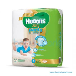 Huggies ULTRA PANTS BOY SUPER JUMBO S-68(3 )