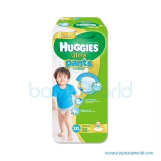Huggies ULTRA PANTS BOY SUPER JUMBO XXL-32(3 )