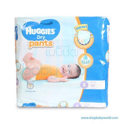 Huggies DRY PANTS SUPER JUMBO S-66(3 )