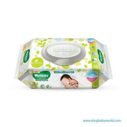 HUGGIES BABY WIPE UNSC 64s(12)