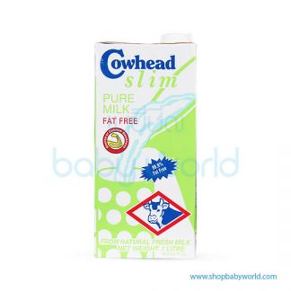 Cowhead Slim milk 1L(12)