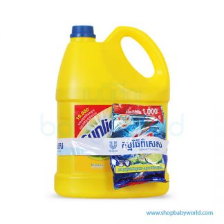 SUNLIGHT HDW LEMON BTL 3.5KG(3)