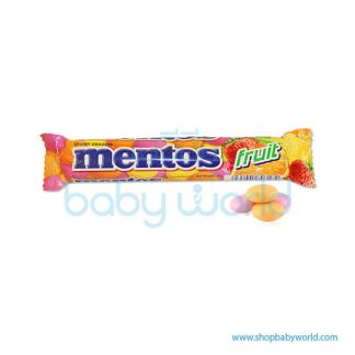 Mentos Fruit Roll 11 - 16rolls(24)