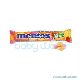 Mentos Fruit Roll 11 - 16rolls(24)
