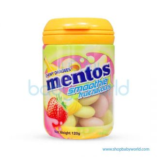 Mentos Smoothies BTL 120gm(8)