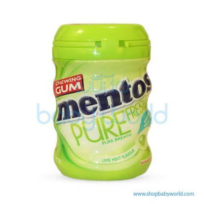 Mentos Pure Fresh Lime Mint Bottle 57.75g (New)(12)