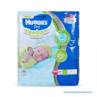 Huggies DRY PAD NB2-60(6)
