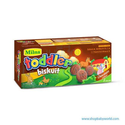 Milna Toddler Chocolate 110g(48)