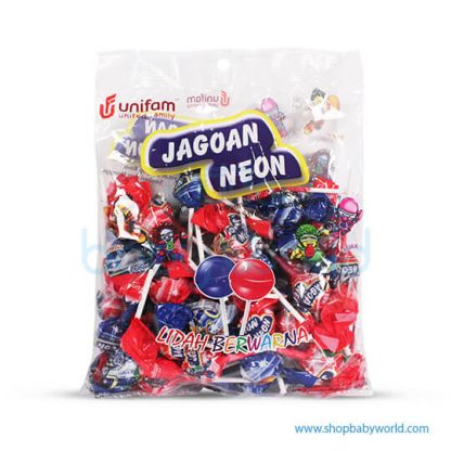 Jagoan Neon Lollipop Bag (6Bag x 350g). (6 )