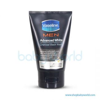 Vaseline Men Foam 100g Black(12)