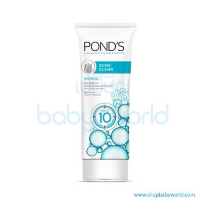 Pond's Foam 100g White(24)