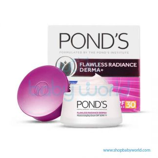 PONDS FLAWRAD NIGHT CREAM 50G(12)