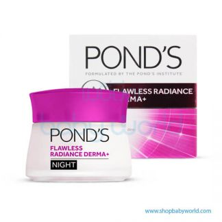 PONDS FLAWRAD NIGHT CREAM(12)
