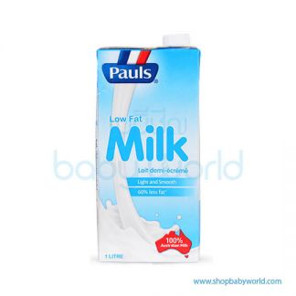 Pauls milk Low fat 1L(12)