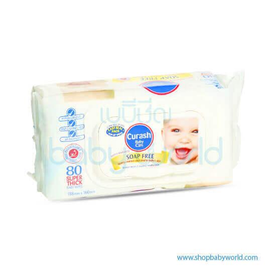 Curash BB Wipe 80's Soap