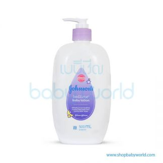 Johnson Baby Bedtime Lotion 500ml (12)