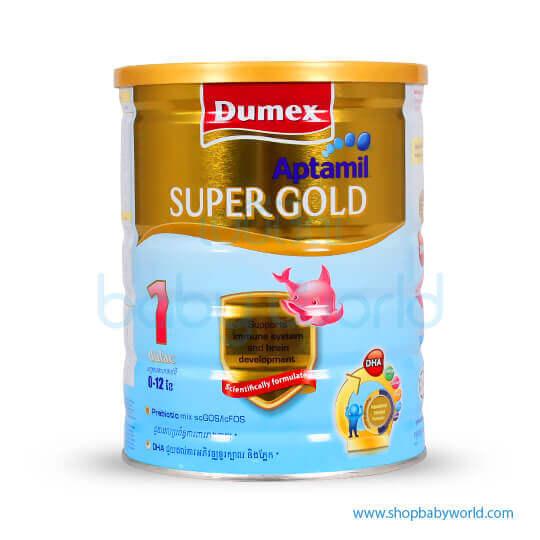 Dumex Aptamil Super Gold (1) 0-12M 800g (12)