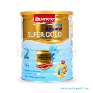 Dumex Aptamil Super Gold (2) 6-24M 800g (12)