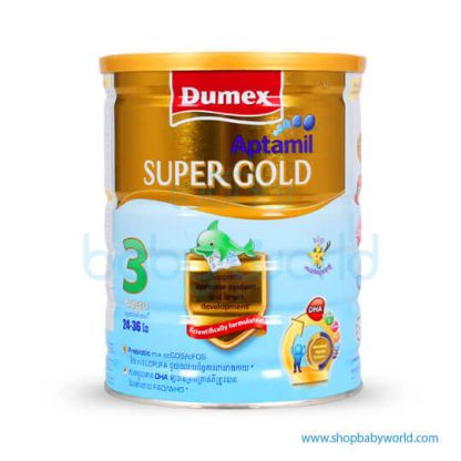 Dumex Aptamil Super Gold (3) V 800g(12)