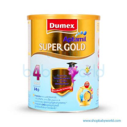 Dumex Aptamil Super Gold (4) 3y+ V 800g (12)