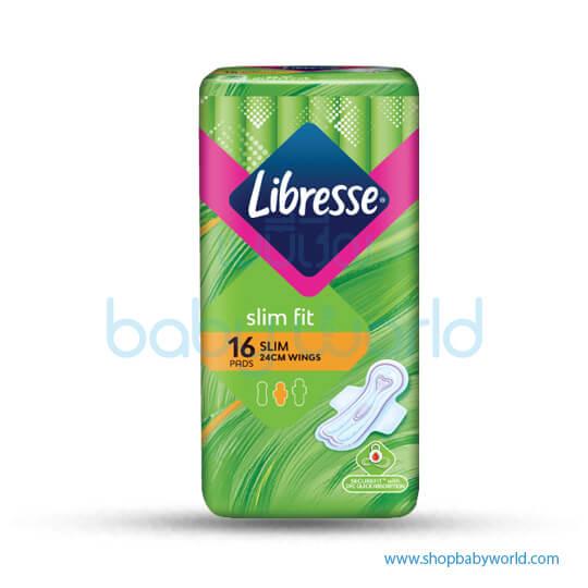 Libresse Slim W 16's(24)