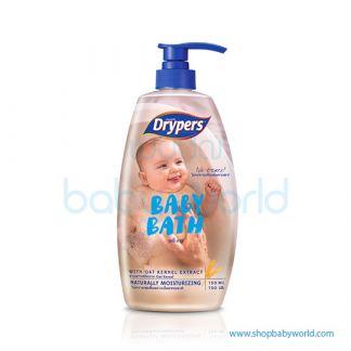 Drypers Baby Bath 750ml(1)