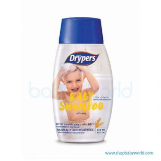 Drypers Baby Shampoo 220ml(12)