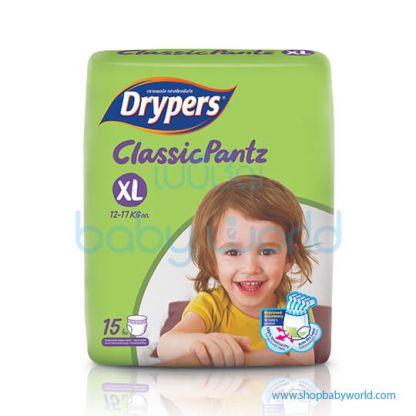 Drypers ClassicPantz XL-15(8)
