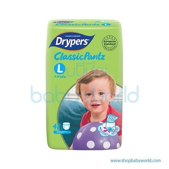 Drypers ClassicPants L-48(4)