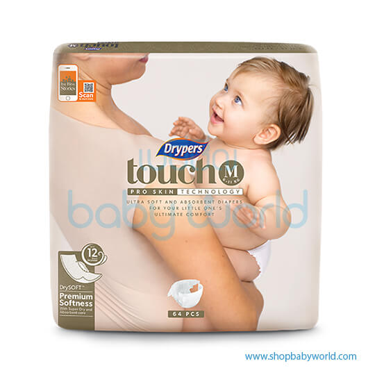 Drypers Touch M-64(3)