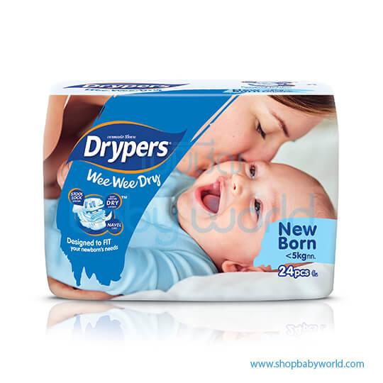 Drypers WWD Conv NB-24(8)