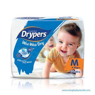 Drypers WWD Conv M-20(8)