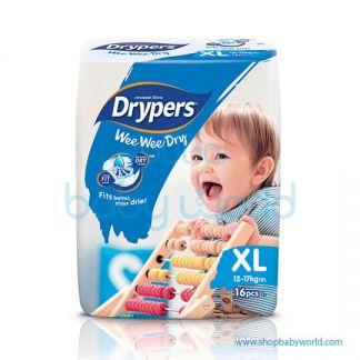 Drypers WWD Conv XL-16(8)