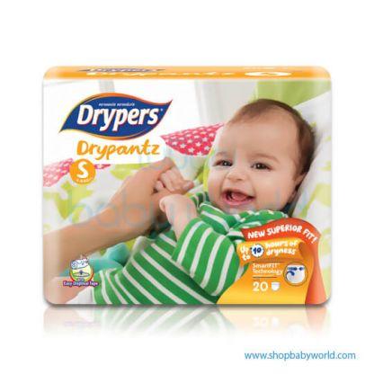 Drypers Drypantz S-20(8)
