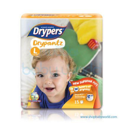 Drypers Drypantz L-15(8)