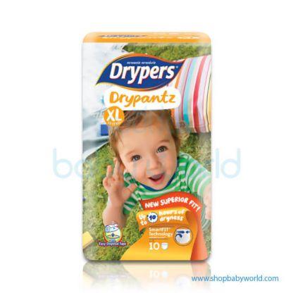 Drypers Drypantz XL-10(8)