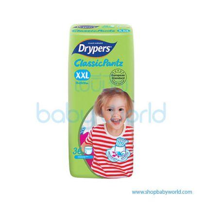 Drypers ClassicPants XXL-36(4)