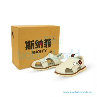 Snoffy Summer Shoes ABBB17772 White 24(1)