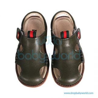 Snoffy Summer Shoes ABBB17772 Green 23(1)