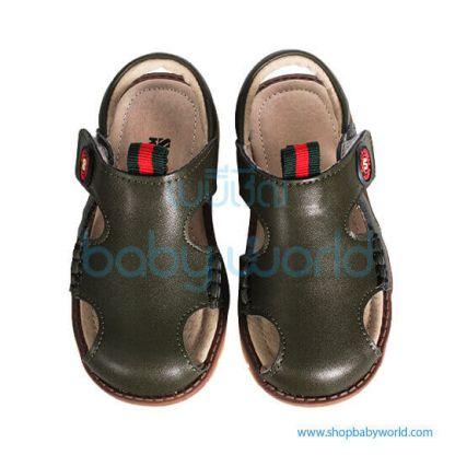 Snoffy Summer Shoes ABBB17772 Green 24(1)