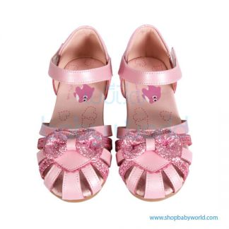 Snoffy First Step Shoes AABB18811 Pink 21(1)