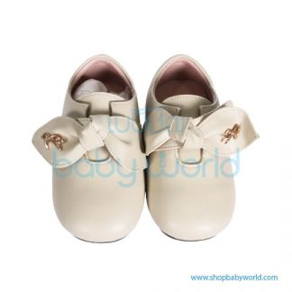 Snoffy First Step Shoes AABB18811 White 24(1)