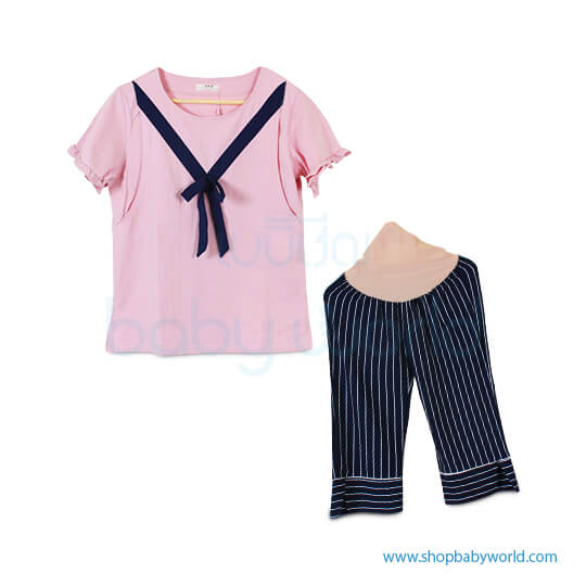 Bearsland pink outfits AB009 L(1)
