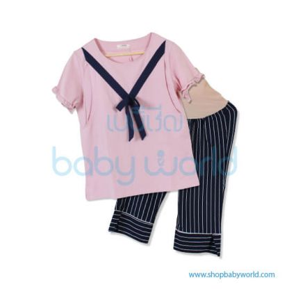 Bearsland pink outfits AB009 M(1)