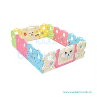 Aole Running Bear Playpen 14+2 AL-1117120913(1)