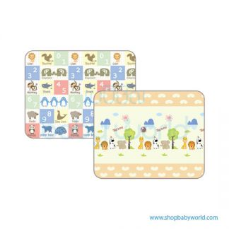 Aole Running bear + bear head play mat 150*180*1CM AL1917021201(1)