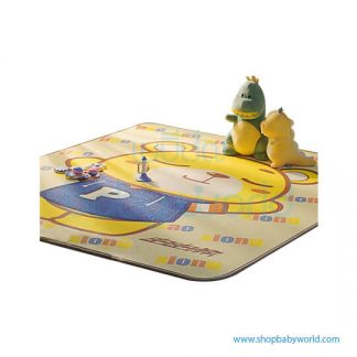 Aole Running bear + bear head play mat 150*180*2ALD1702513(1)